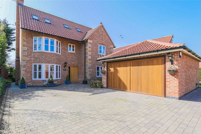 Thumbnail Detached house for sale in Mere Glen, Leconfield, Beverley