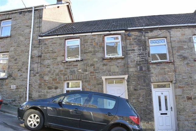 Thumbnail Terraced house to rent in Phillip Street, Mountain Ash, Rhondda Cynon Taff