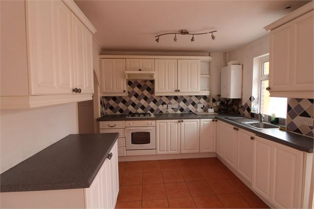 Thumbnail Semi-detached house to rent in Burch Close, Exmouth, Devon.