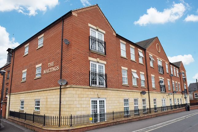 1 bed flat to rent in The Maltings, Surrey Street, Derby DE22