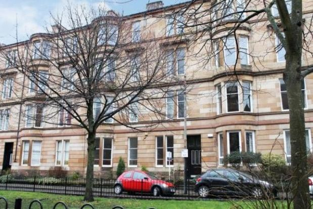 Thumbnail Flat to rent in Woodlands Drive, Glasgow