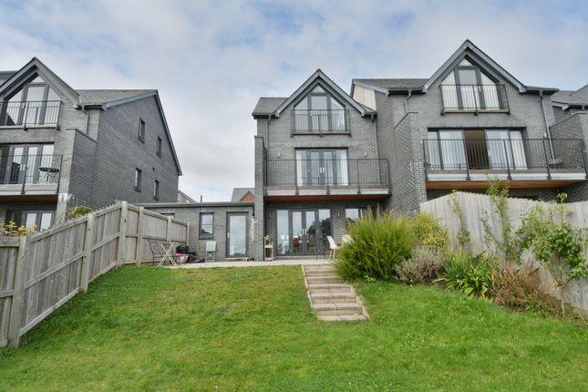 Thumbnail Semi-detached house for sale in Tresahar Gardens, Falmouth