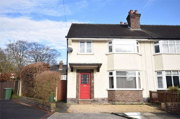 Thumbnail Semi-detached house for sale in Priory Close, Bebington, Merseyside