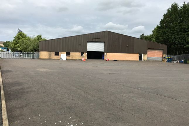 Thumbnail Industrial to let in Munro Place, Kilmarnock