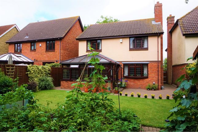 Detached house for sale in Maryfield Close, Bexley