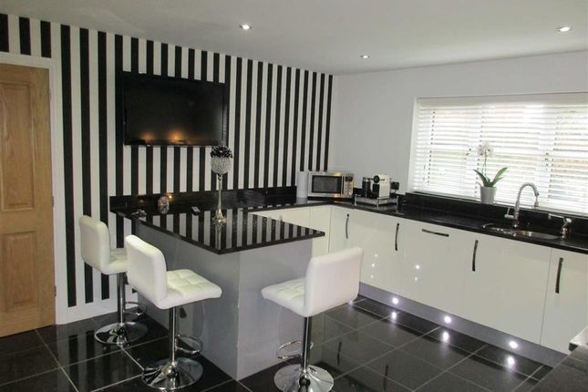 Thumbnail Detached house for sale in St Marys Court, Lowton, Cheshire