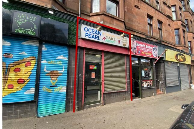 Thumbnail Commercial property for sale in 2019, Dumbarton Road, Glasgow