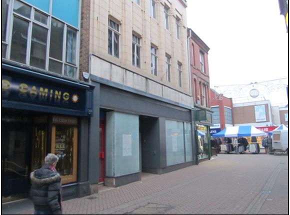 Thumbnail Retail premises to let in Abbey Gate, Nuneaton