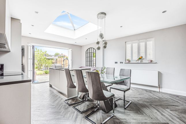 Thumbnail Semi-detached house for sale in Bark Hart Road, Orpington