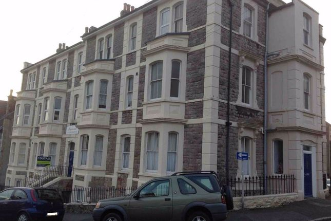 Thumbnail Flat to rent in Longton Grove Road, Weston-Super-Mare