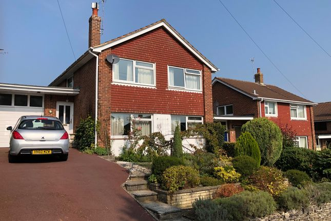 Thumbnail Detached house for sale in Brindle Close, Bassett, Southampton