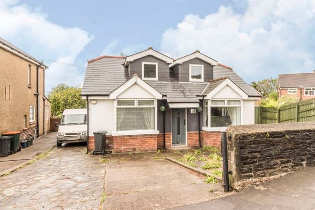 Thumbnail Bungalow for sale in Pillmawr Road, Newport