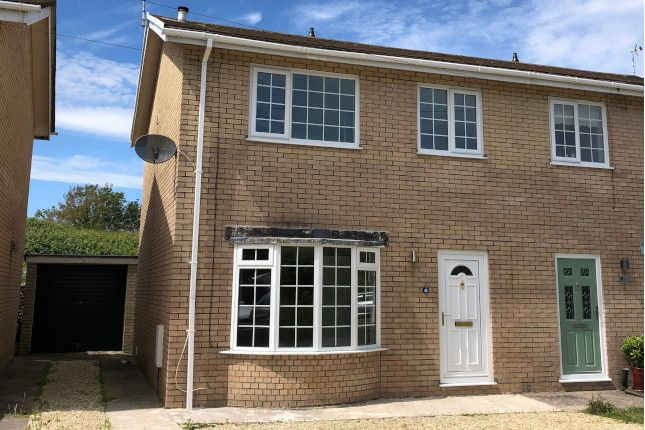 3 bed semi-detached house to rent in Forge Way, Porthcawl CF36