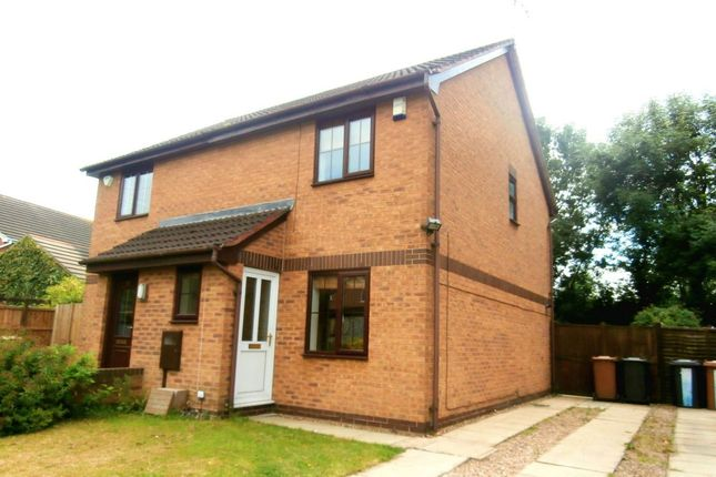 Thumbnail Semi-detached house to rent in Darwin Road, Long Eaton, Nottingham