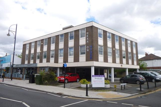 Thumbnail Office to let in Hexagon House, Second Floor, 21-23 Gatley Road, Cheadle, Cheshire