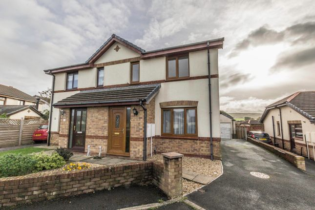 Thumbnail Semi-detached house for sale in Manx View, Askam-In-Furness