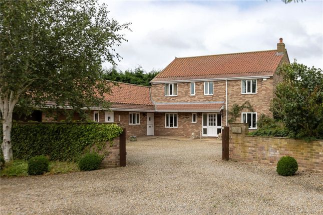 Thumbnail Detached house for sale in St James House, Rainton, Near Ripon, North Yorkshire