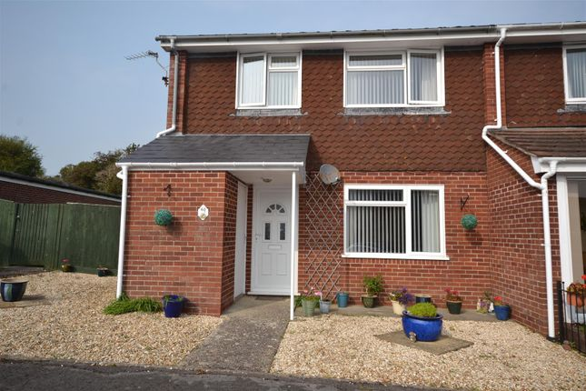 Thumbnail End terrace house for sale in Cherry Tree, Bridport
