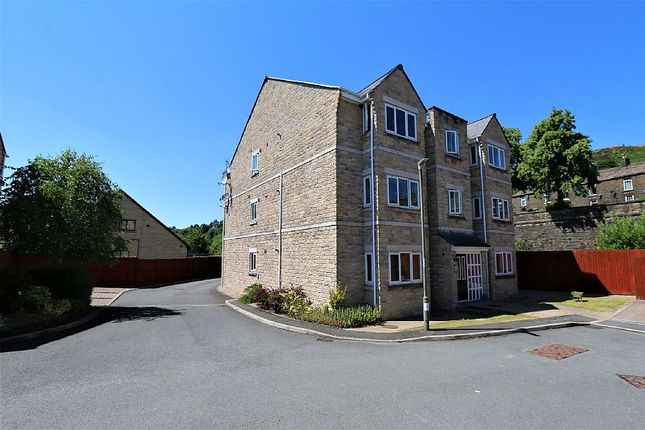 Thumbnail Flat for sale in The Sidings, Chinley, High Peak, Derbyshire