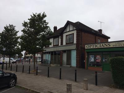 Thumbnail Retail premises to let in 2-4 Warren Farm Road, Kingstanding, Birmingham