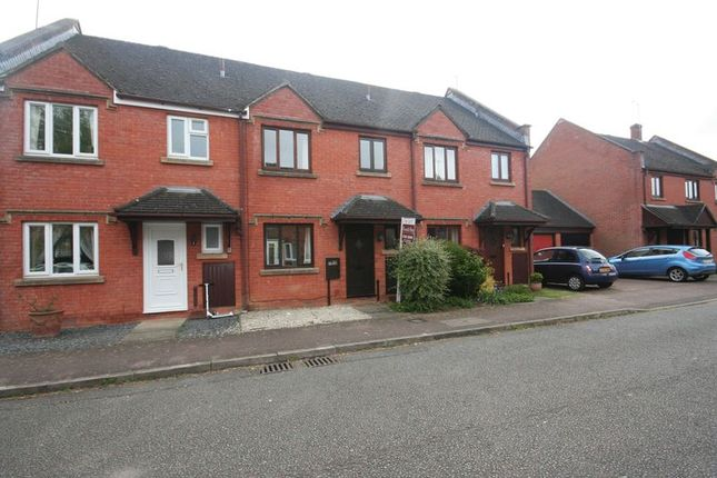 Thumbnail Terraced house to rent in Fishers Field, Buckingham