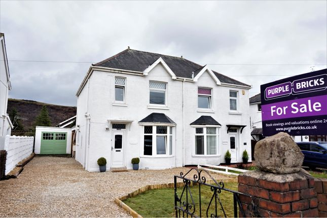 Thumbnail Semi-detached house for sale in Pontardawe Road, Clydach