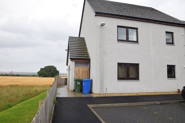 Thumbnail Flat for sale in Obsdale Road, Alness