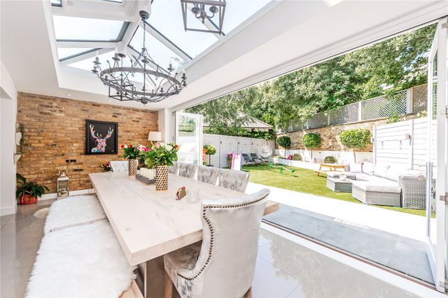 Dining Area of Thames Crescent, London W4