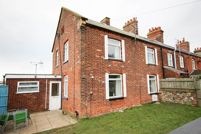 Thumbnail End terrace house for sale in Coastguard Road, Caister-On-Sea, Great Yarmouth