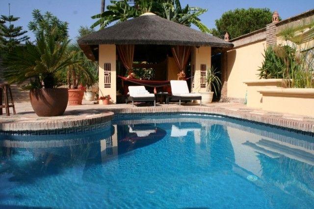 Pool 2 of Spain, Málaga, Marbella, Nueva Andalucía