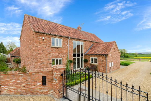 Thumbnail Detached house for sale in Main Street, Foston, Grantham