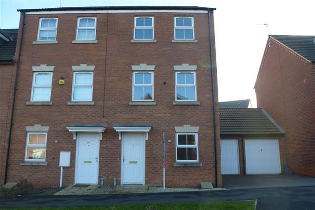 Thumbnail Property to rent in Sockburn Close, Hamilton, Leicester