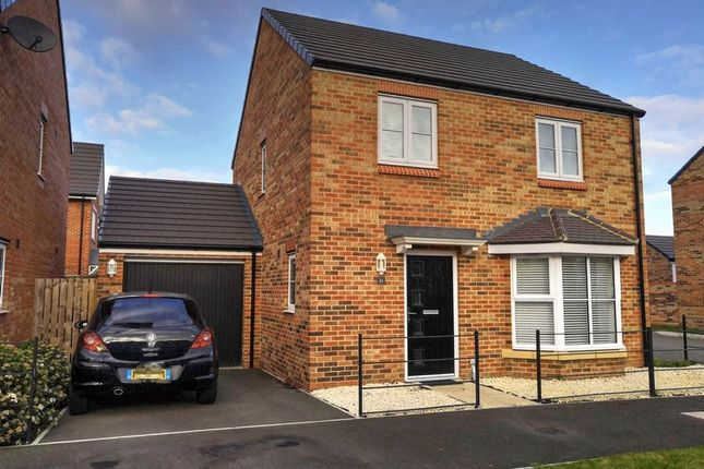 Thumbnail Detached house for sale in Palmerston Avenue, Tranwell Woods, Morpeth