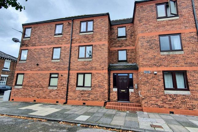 Thumbnail Flat for sale in Church Close, Rydal Street, Carlisle