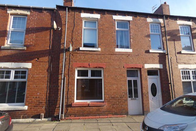 Thumbnail Terraced house to rent in Tweed Street, Hebburn