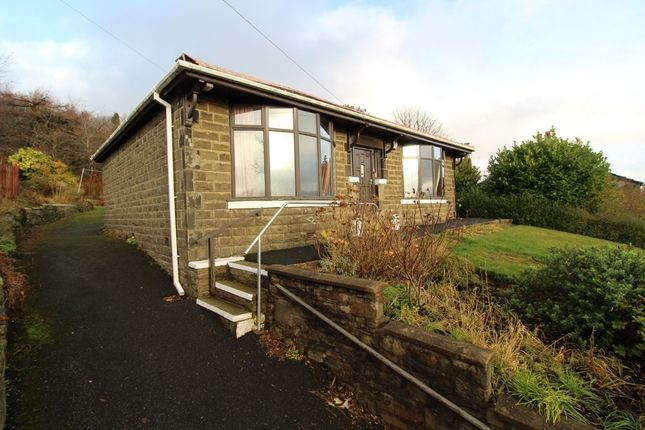 Thumbnail Bungalow for sale in Haslingden Old Road, Rossendale