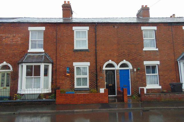 Thumbnail Terraced house for sale in Queen Street, Shrewsbury