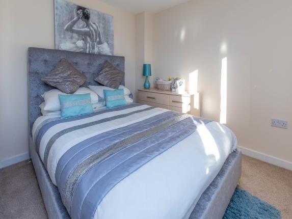 Bedroom Two of John Williams Boulevard, Darlington, Co Durham DL1