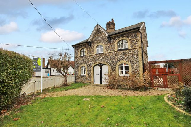 3 bed detached house for sale in The Street, Stisted, Braintree CM77
