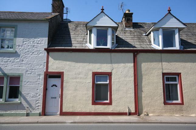 Thumbnail Terraced house for sale in Jeanville, Bruce Street, Lochmaben