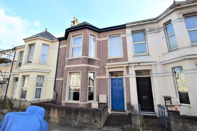 Front of Beaumont Road, St Judes, Plymouth, Devon PL4