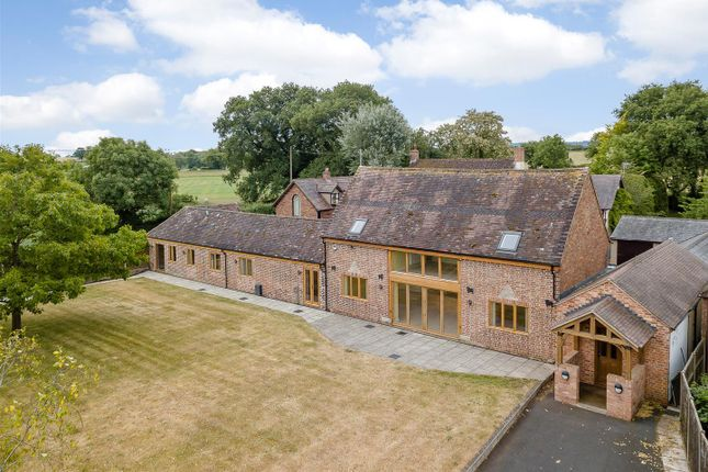 Thumbnail Barn conversion for sale in Handgate Lane, Church Lench, Evesham, Worcestershire