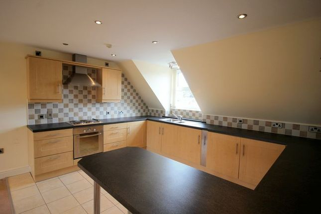 Thumbnail Flat to rent in Fairfax Street, Lincoln