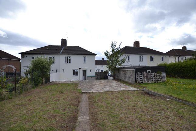 Rear View of High Grove, Bristol BS9