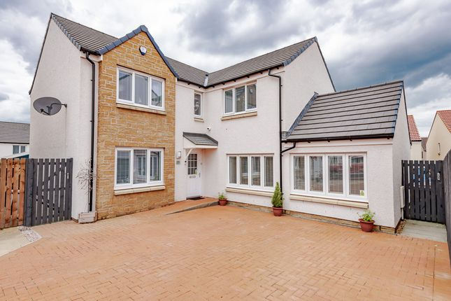 Thumbnail Detached house for sale in Cotland Drive, Falkirk