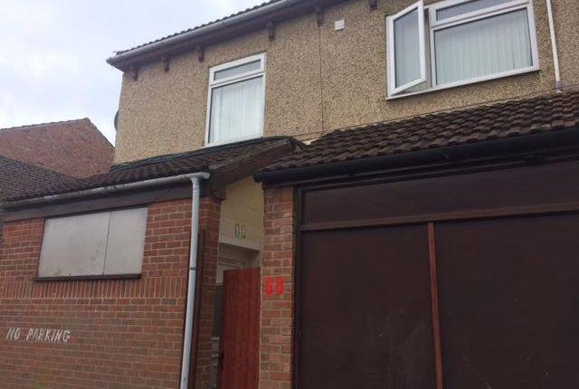 Thumbnail Maisonette to rent in Lyndhurst Road, Portsmouth
