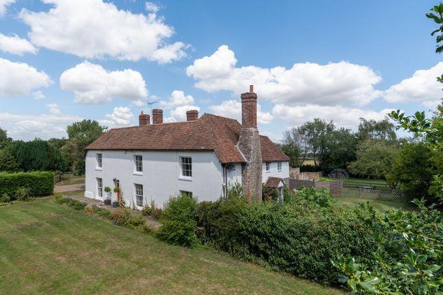 Thumbnail Detached house for sale in Kettle Hill Road, Eastling, Faversham, Kent