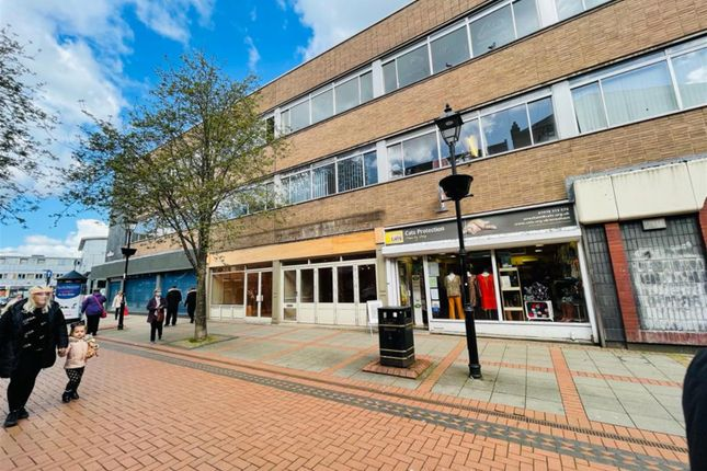 Thumbnail Commercial property to let in Lord Street, Wrexham