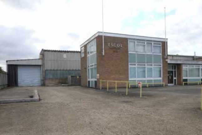 Thumbnail Industrial to let in 14 Windover Road, Huntingdon