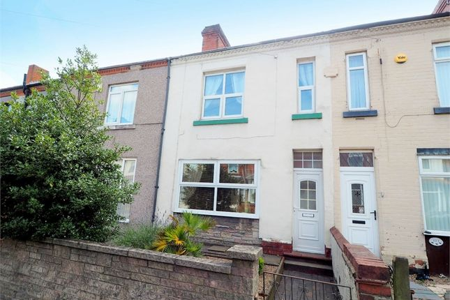 3 bed terraced house for sale in Stoneyford Road, Sutton-In-Ashfield, Nottinghamshire
